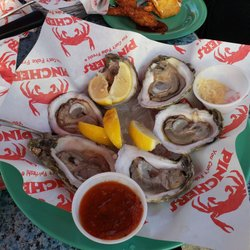 Pinchers 86 Photos 172 Reviews Seafood 6890 Estero Blvd