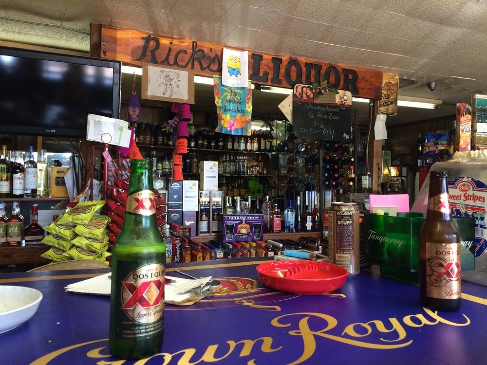 Rick's Liquor: 8218 Highway 84, Mansfield, LA
