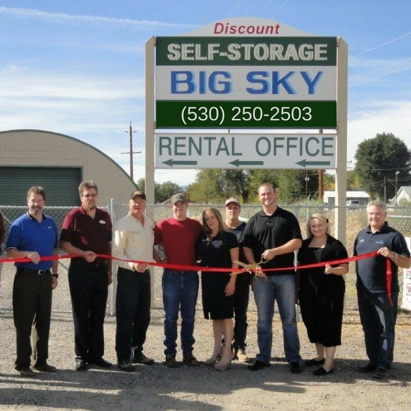 Big Sky Self Storage: 474-445 Big Sky Blvd, Susanville, CA