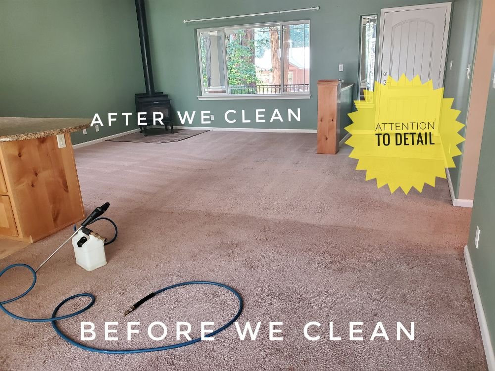 Attention To Detail Carpet Services