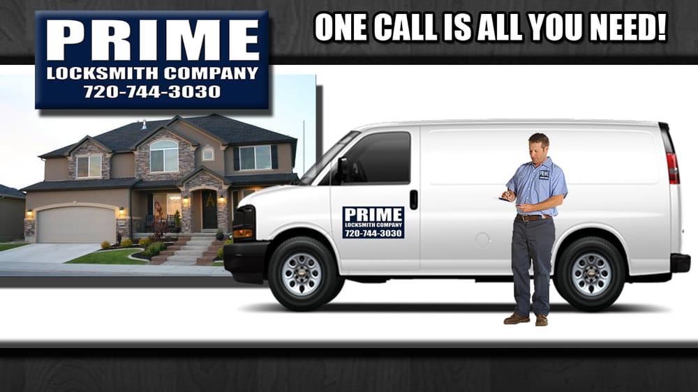 Prime Locksmith Company: 3626 E Highlands Ranch Pkwy, Littleton, CO