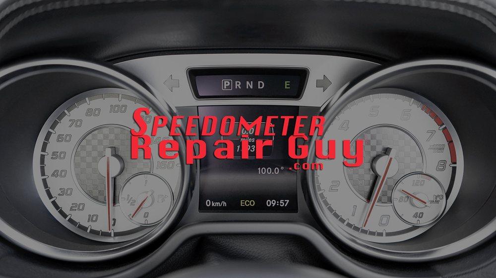Speedometer Repair Guy: 1247 Breezy Ln, Winona, MN
