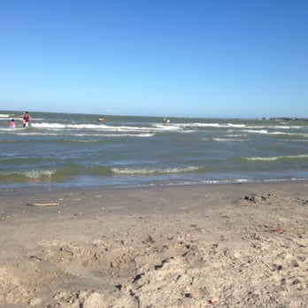 Photo Of Mcgee Beach Corpus Christi Tx United States Nice Small Waves