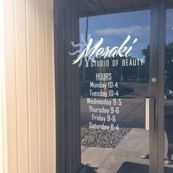 Meraki Studio of Beauty - Hair Salons - 2336 E Hill Rd, Grand ...