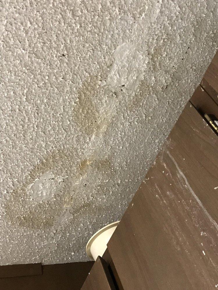 Photo Of Md Restoration Honolulu Hi United States Water Leak Onto Asbestos