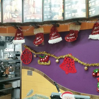 Is Taco Bell Open On Christmas.Christmas In Taco Bell Yelp