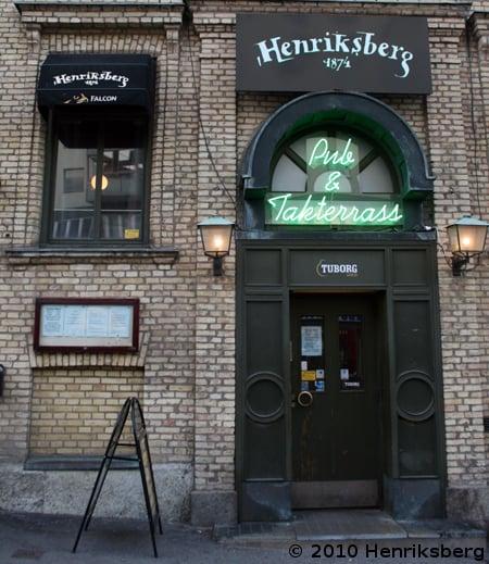 Henriksberg