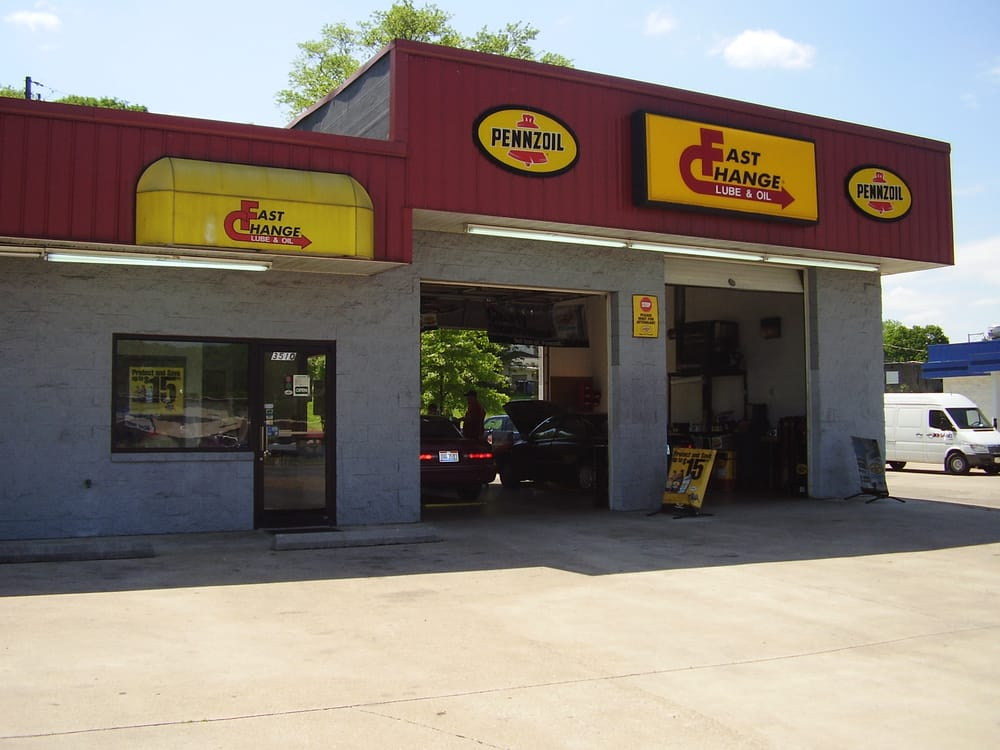 Fast Change Lube & Oil: 3510 Winchester Ave, Ashland, KY