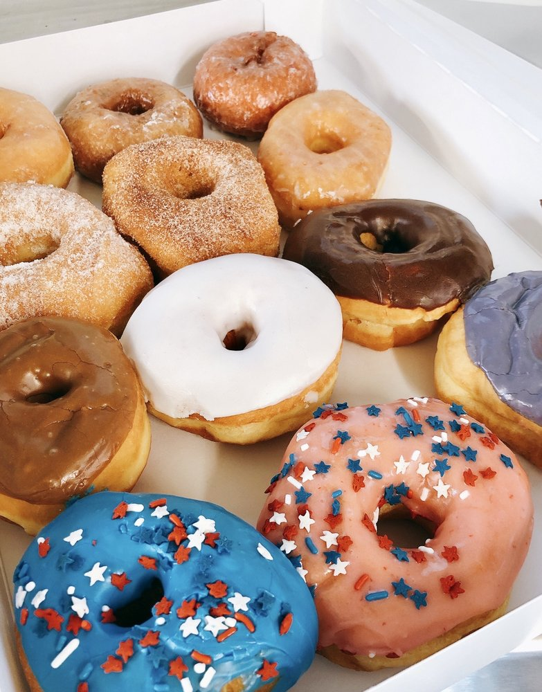 Shane's Donuts: 1056 W US-40, Vernal, UT