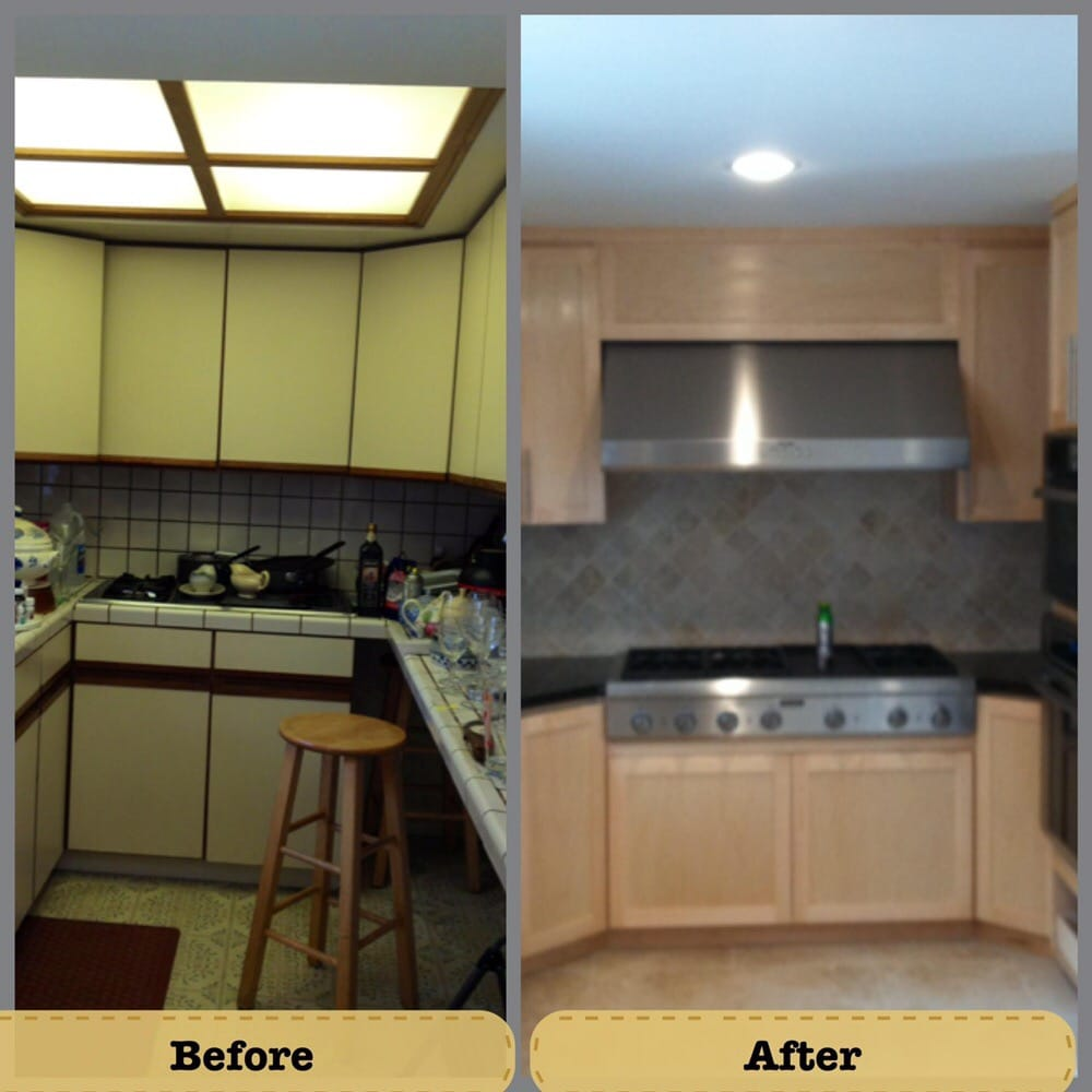Kitchen remodel yelp for Jl builders