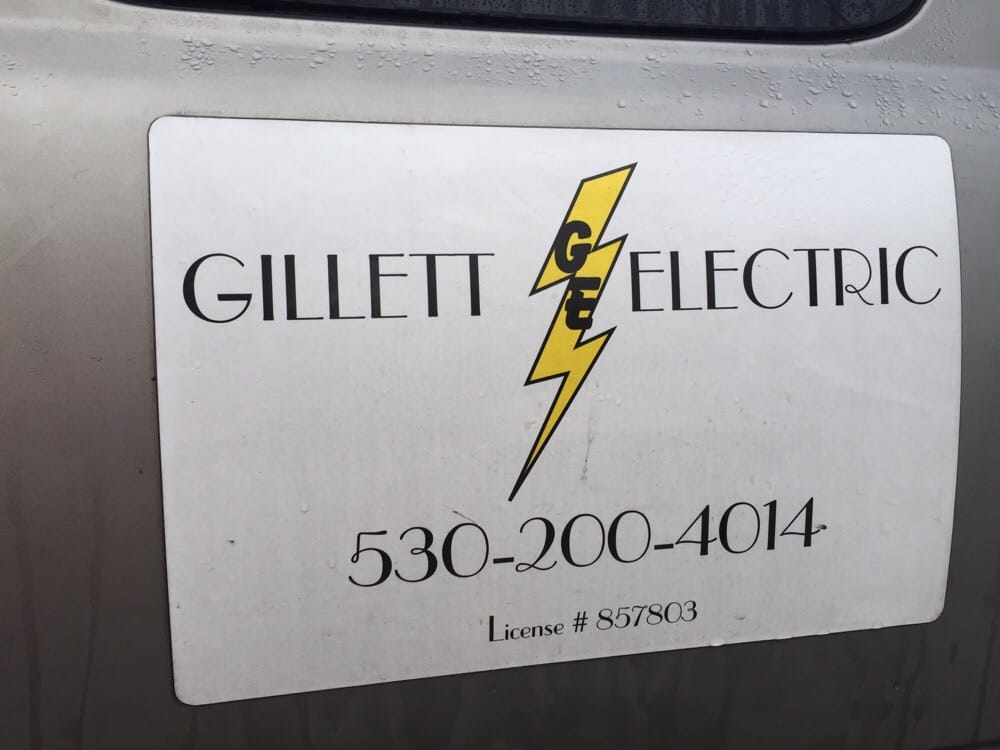 Gillett Electric: Vina, CA