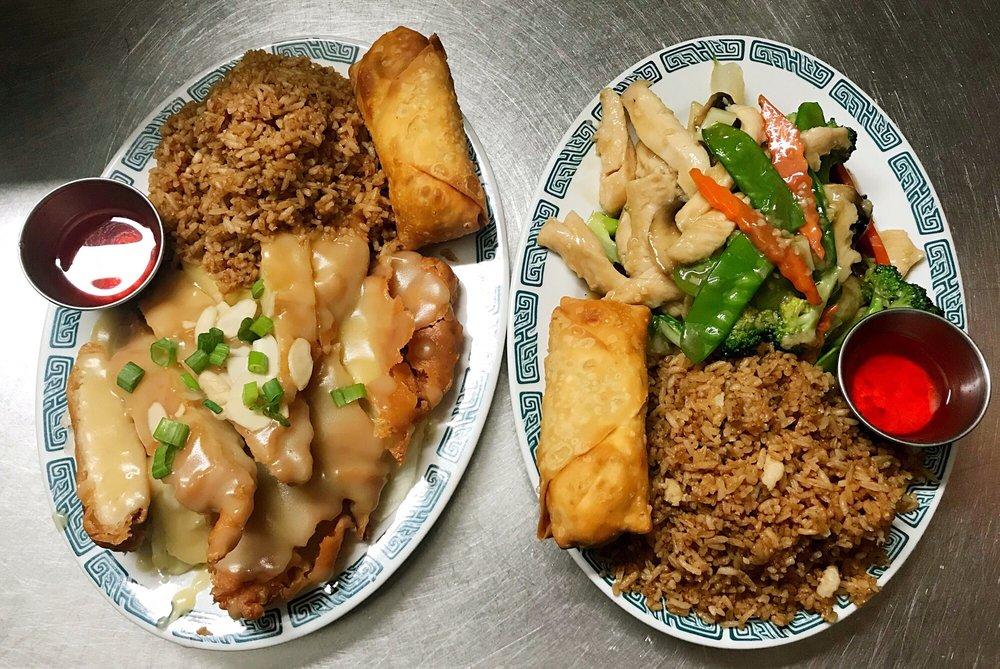 Hang Dragon Restaurant: 36460 Green St, New Baltimore, MI