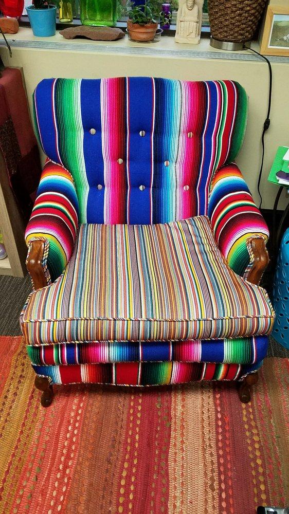 Tony's Upholstery: 888 Rice St, St Paul, MN