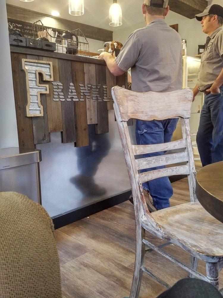 Franklin Coffee House: 110 E Franklin St, Sparta, WI