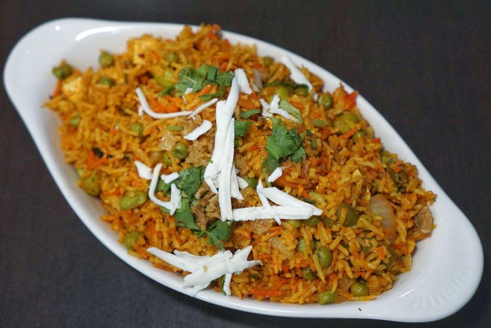 Peacock Indian Cuisine: 13736 Michigan Ave, Dearborn, MI