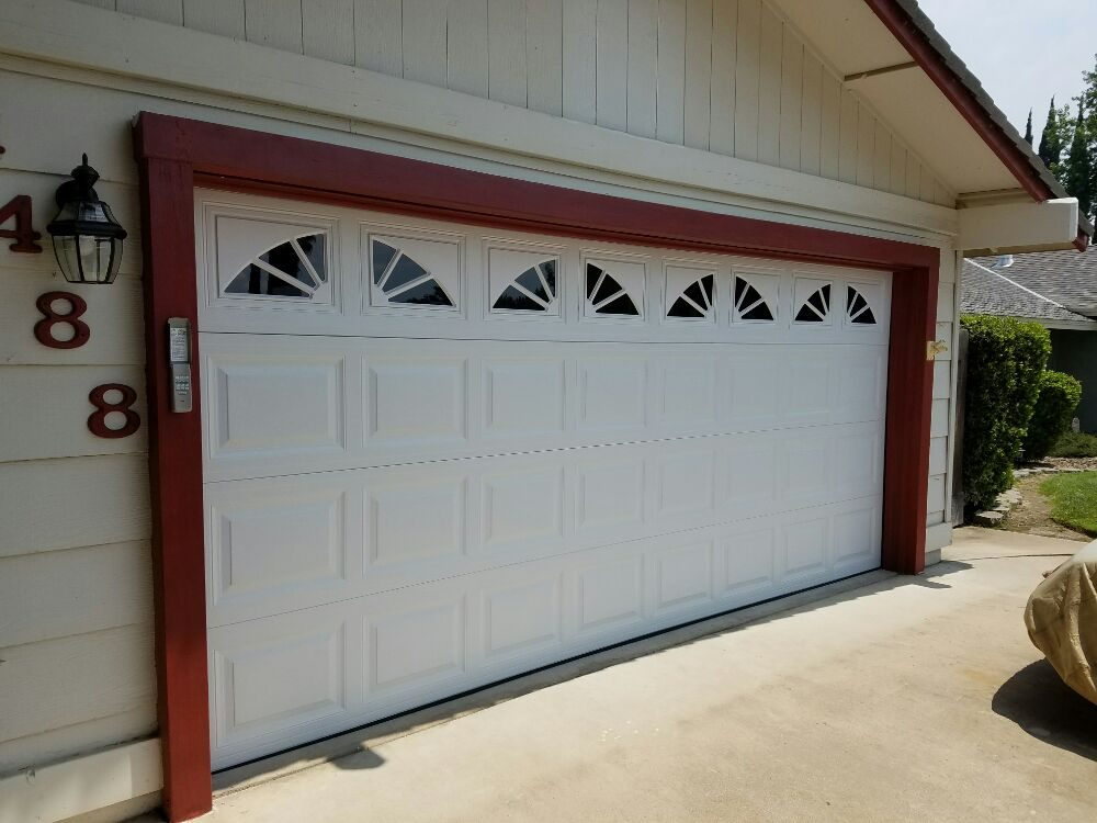 Elegant Garage Door Opener Bracing