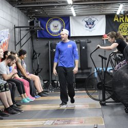 Crossfit photos reviews interval training gyms