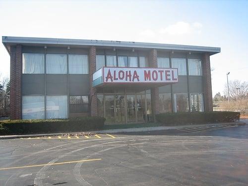 photos for aloha motel yelp. Black Bedroom Furniture Sets. Home Design Ideas