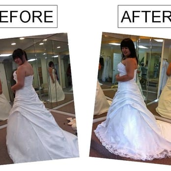 photo of la rose alterations westminster ca united states the before and