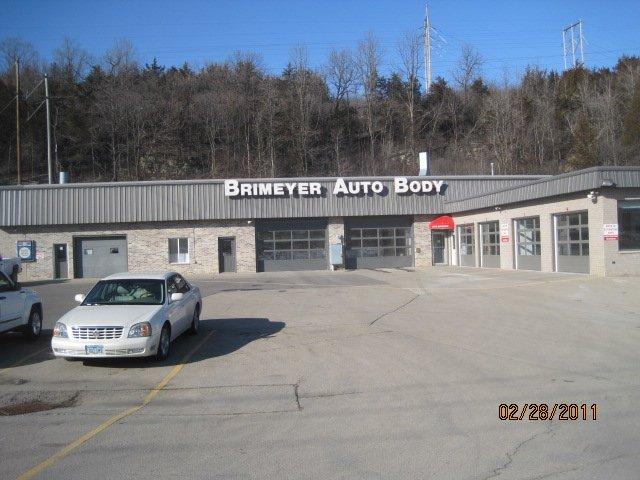 Brimeyer Auto Body: 10709 Collision Dr, Dubuque, IA