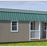 Lofted Garden Shed Photo Of Builtrite Express   Shelbyville, KY, United  States. Lofted Casita   Painted