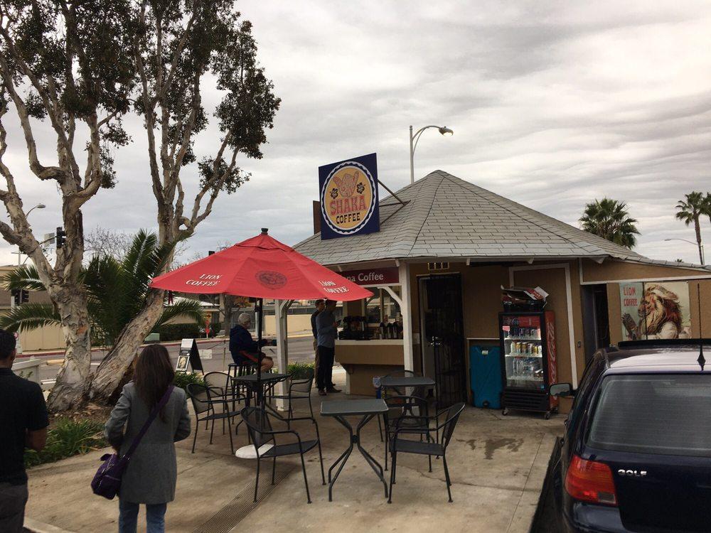 Shaka Coffee -  Mesa
