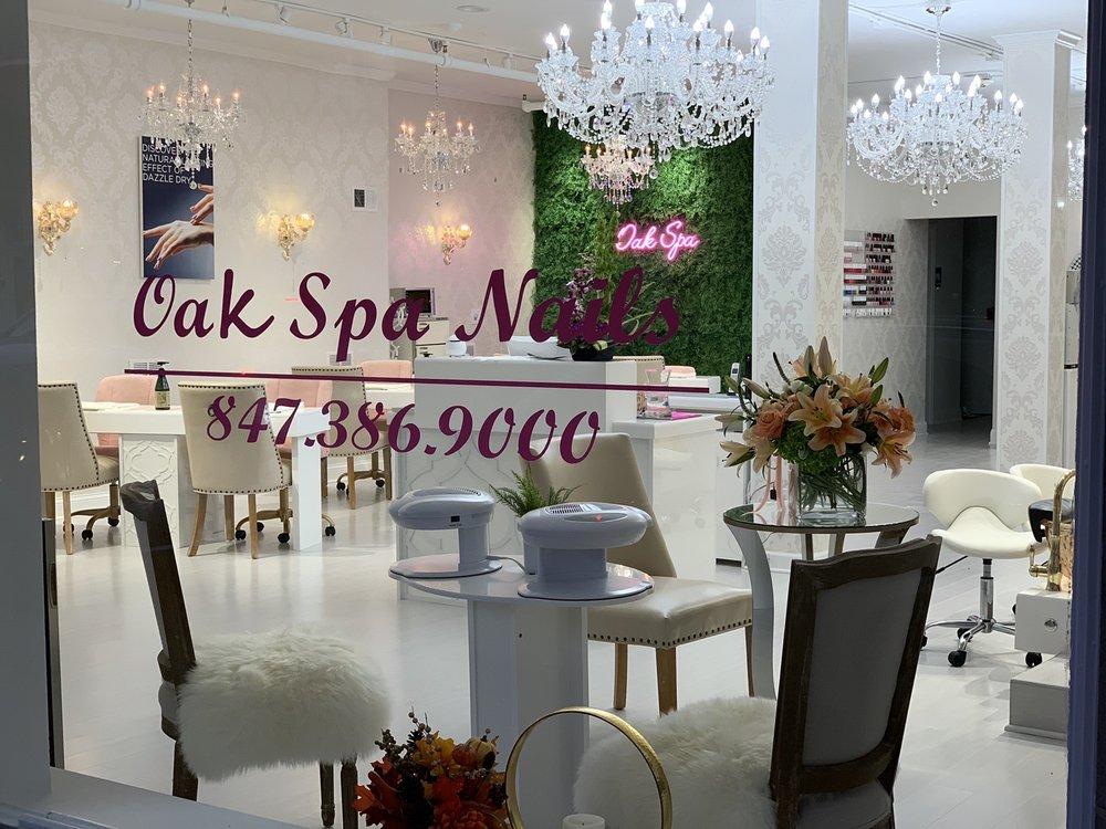 Oak Spa Nails: 916 Green Bay Rd, Winnetka, IL
