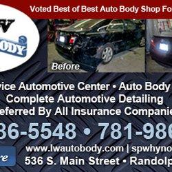L W Auto Body 12 Fotos Oficinas 536 S Main St