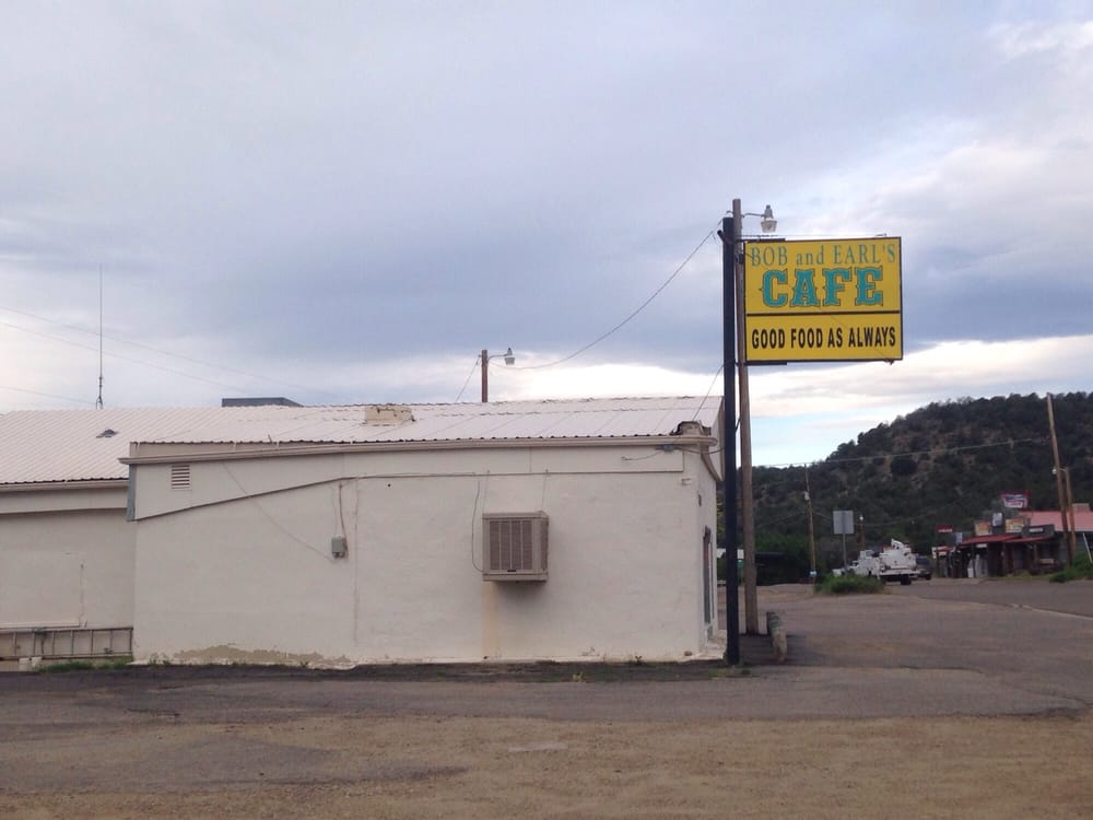 Photo of Bob and Earl's Cafe - Trinidad, CO, United States. My kind of place!