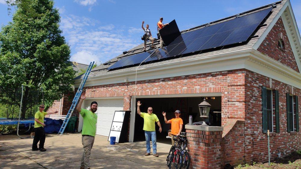 StraightUp Solar: 11696 Lilburn Park Rd, Saint Louis, MO