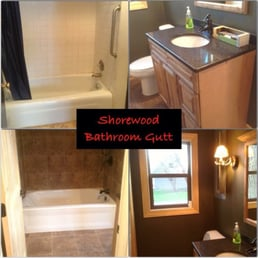Carpenter Bolingbrook  Photo of Ambrose Carpentry & Remodeling - Bolingbrook, IL, United States. Total bathroom