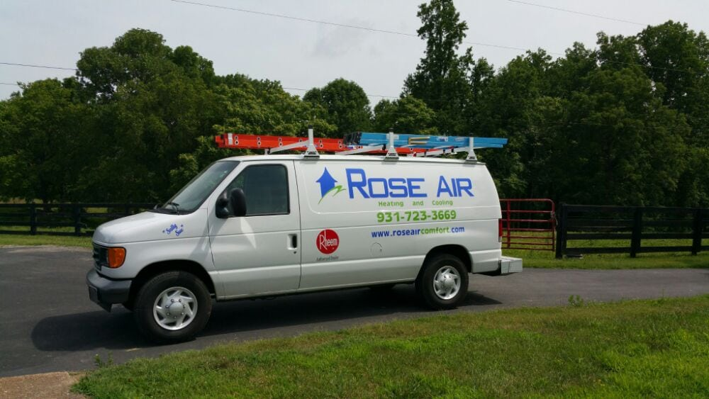 Rose Air: 308 W Fort St, Manchester, TN