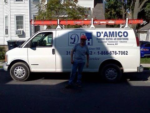 D'Amico Plumbing & Heating: 68 Middle St, Geneva, NY