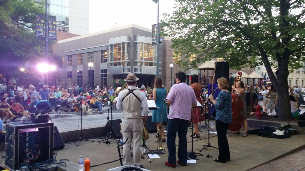 Friday Night Concert Series, Summer of the Arts | 325 E Washington St, Iowa City, IA, 52240 | +1 (319) 337-7944