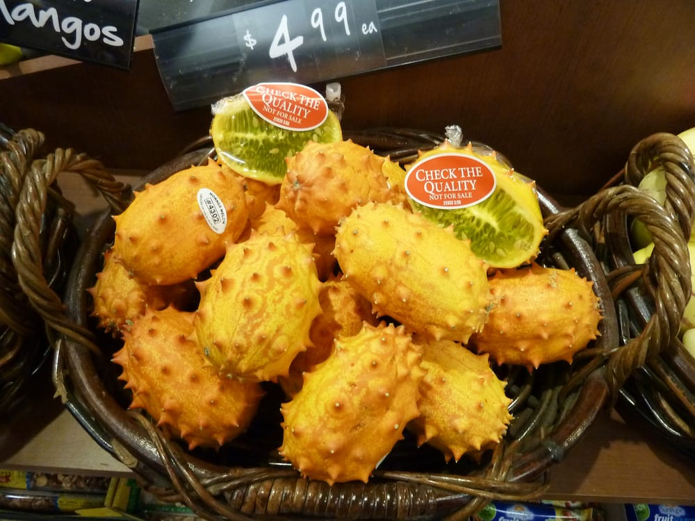 Morro Bay (CA) United States  city pictures gallery : Photo of Albertsons Morro Bay, CA, United States. exotic fruits