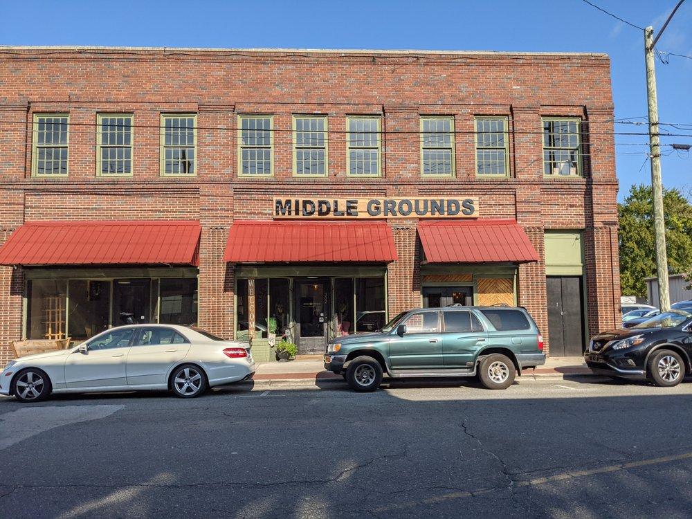 Middle Grounds: 302 N Heritage St, Kinston, NC