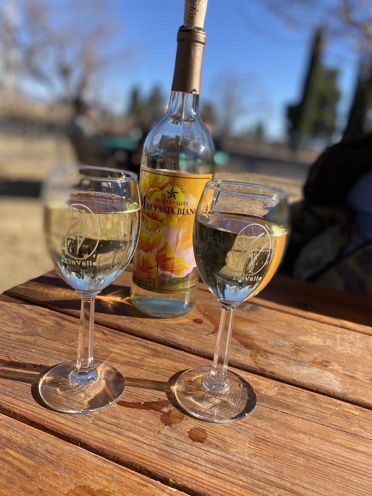 Zin Valle Vineyards: 7315 Canutillo La Union Rd, Canutillo, TX