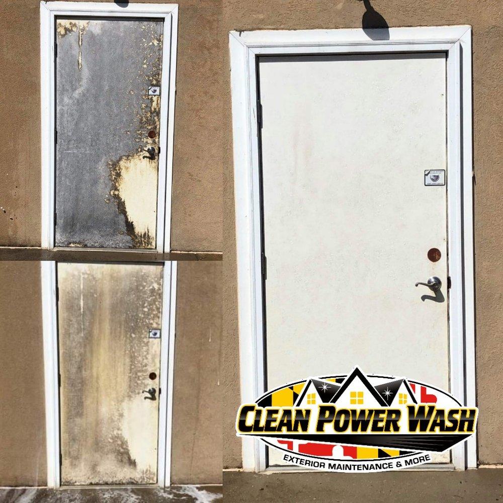 Clean Power Wash: 9156 Ocean Hwy, Delmar, MD