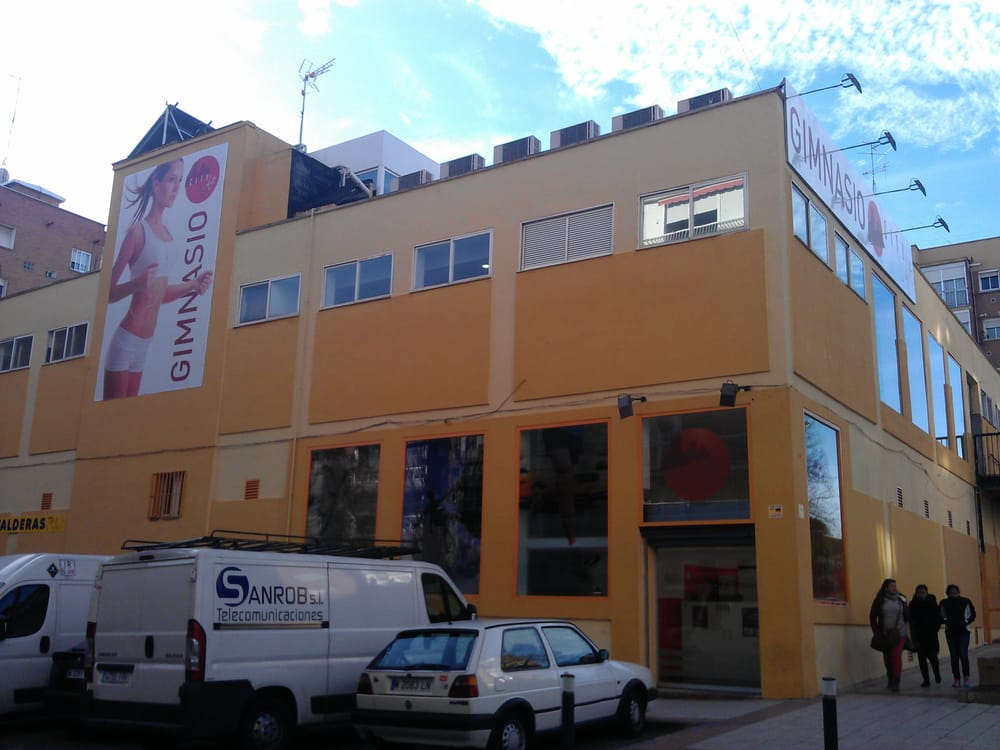 Gimnasios cityfit gimnasios calle guitiriz 2 for Gimnasio alcorcon