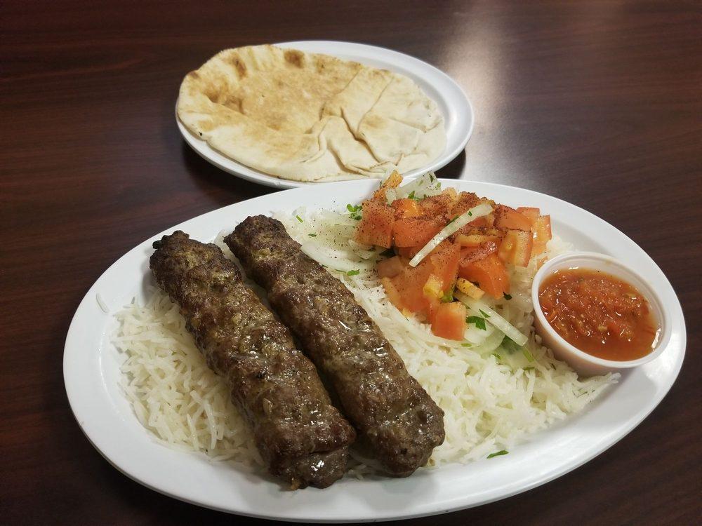 Aban Kitchen: 114 S Illinois Ave, Carbondale, IL