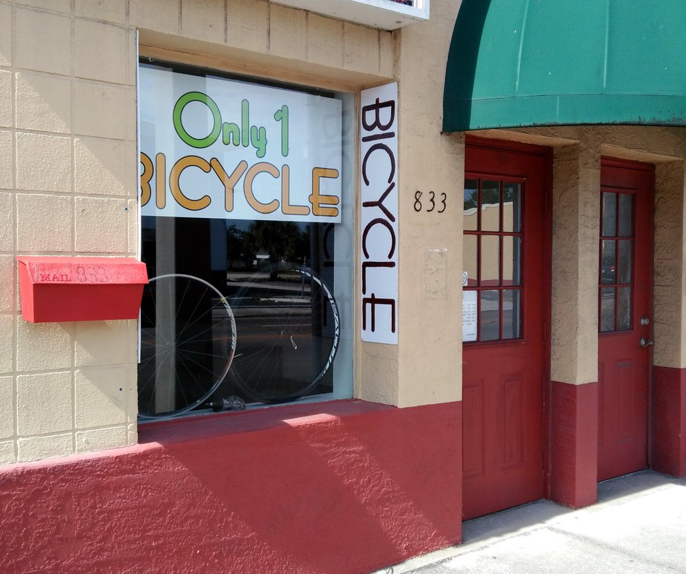 Only 1 Bicycle: 833 8th Ave W, Palmetto, FL