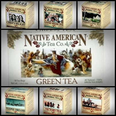 Social Spots from Native American Herbal Tea Company