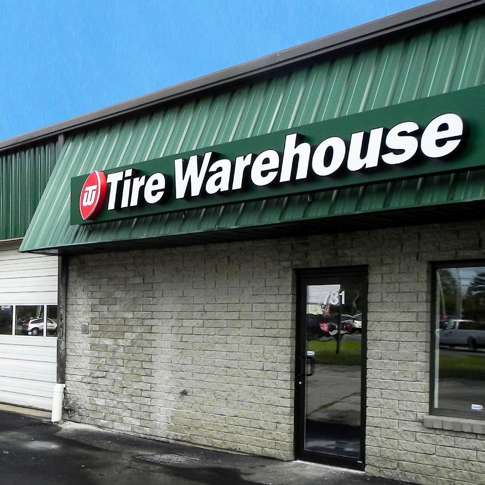 Tire Warehouse: 3 Mr Arthur Dr, W Chesterfield, NH