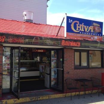 La Chiva Restaurant East Boston
