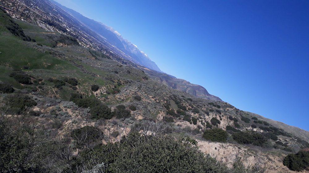 Natural Parkland Trail Head: Highland, CA