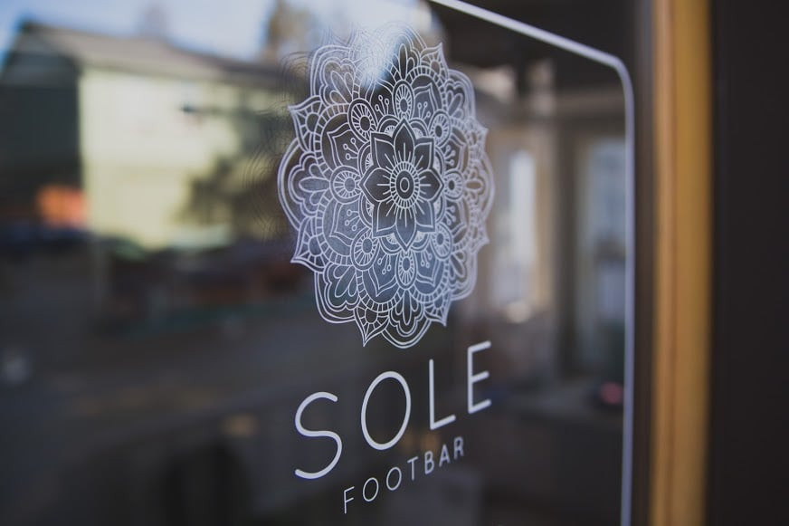 Sole Footbar: 1354 NW Galveston Ave, Bend, OR