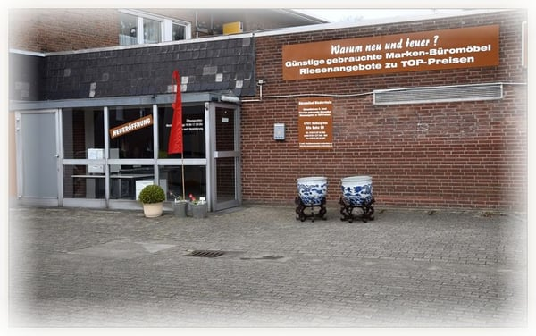 Büromöbel Niederrhein - Büroausstattung - Alte Bahn 59, Bedburg-Hau ...
