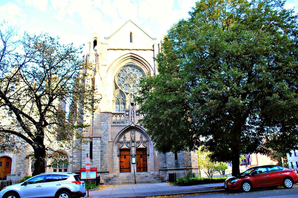 Saint Clements Eucharistic Shrine: 1105 Boylston St, Boston, MA
