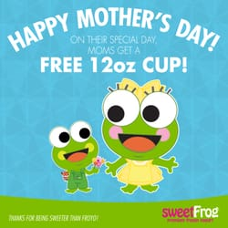 Photo Of Sweet Frog Premium Frozen Yogurt Parkersburg Wv United States Make