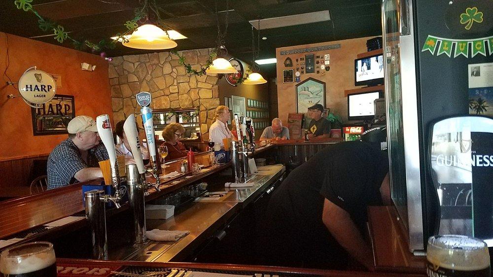 J.J. Manning's Irish Pub: 740 S Fleming St, Sebastian, FL